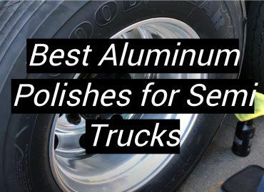 5 Best Aluminum Polishes for Semi Trucks