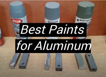 5 Best Paints for Aluminum