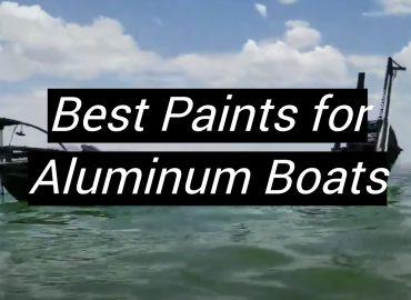 5 Best Paints for Aluminum Boats