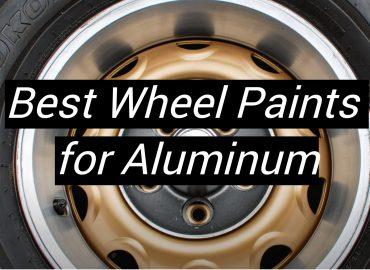 5 Best Wheel Paints for Aluminum