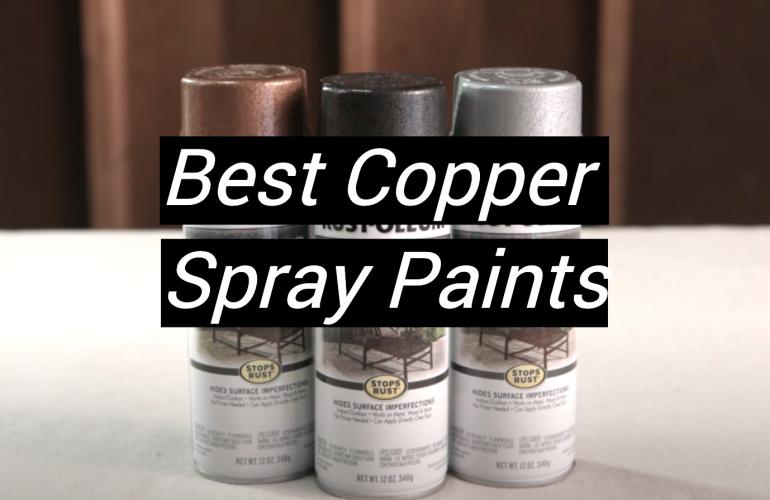 5 Best Copper Spray Paints