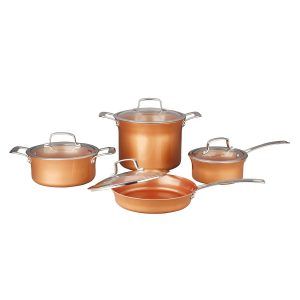 8 Piece Copper Set from Concord