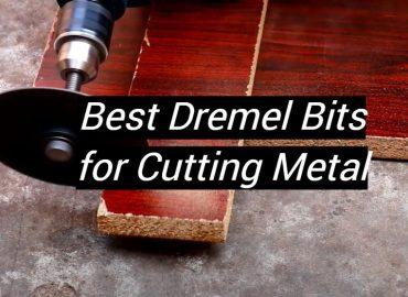 5 Best Dremel Bits for Cutting Metal